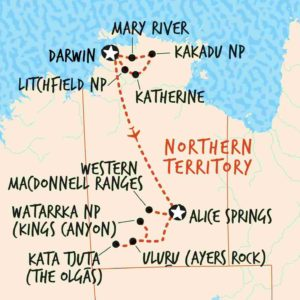northern territory business list australia