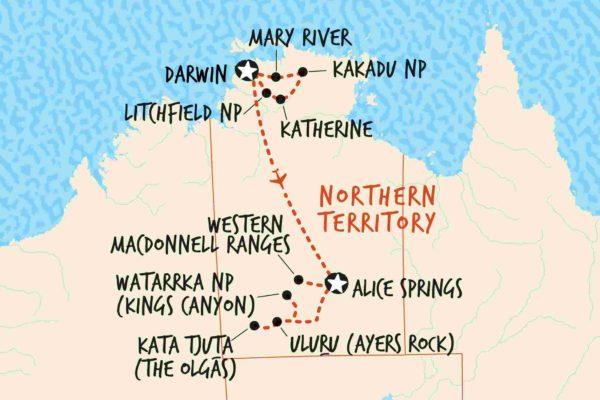 northern territory business list australia